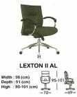 Kursi Direktur & Manager Indachi Lexton II AL