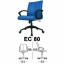 Kursi Manager Chairman Type EC 80