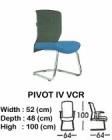 Kursi Hadap Indachi Type Pivot IV VCR