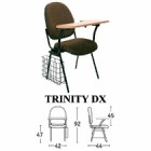 Kursi Kuliah Savello Type Trinity DX