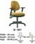 Kursi Staff & Sekretaris Indachi D-401