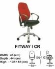 Kursi Staff & Sekretaris Indachi Fitway I CR