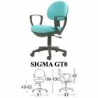 Kursi Staff & Sekretaris Savello Sigma GT0