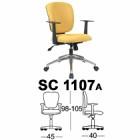 Kursi Sekretaris Chairman Type SC 1107A