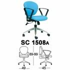 Kursi Sekretaris Chairman Type SC 1508A