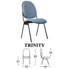 Kursi Susun Savello Type Trinity