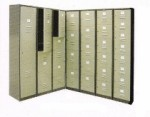 Locker 2 Pintu Elite Type EL-462