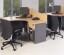 Meja Staff 2 Orang