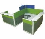 Partisi Kantor Uno Premium Series Configuration 2