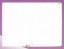 Papan Tulis (Whiteboard) Sakana Single Face (Gantung) 80 x 120 cm