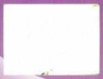 Papan Tulis (Whiteboard) Sakana Single Face (Gantung) 60 x 90 cm